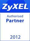 Zyxel Partner Logo 2012